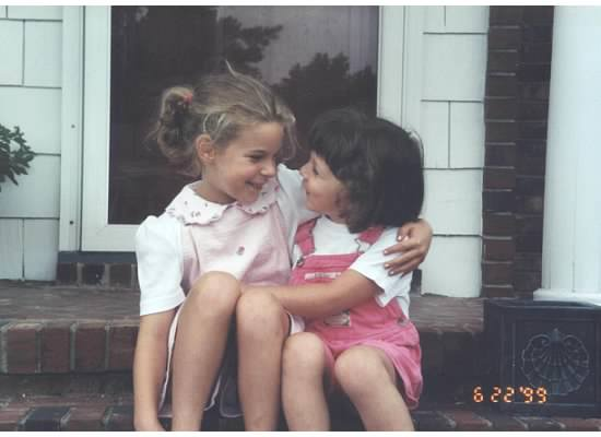 Rachel & Trellace, 1999